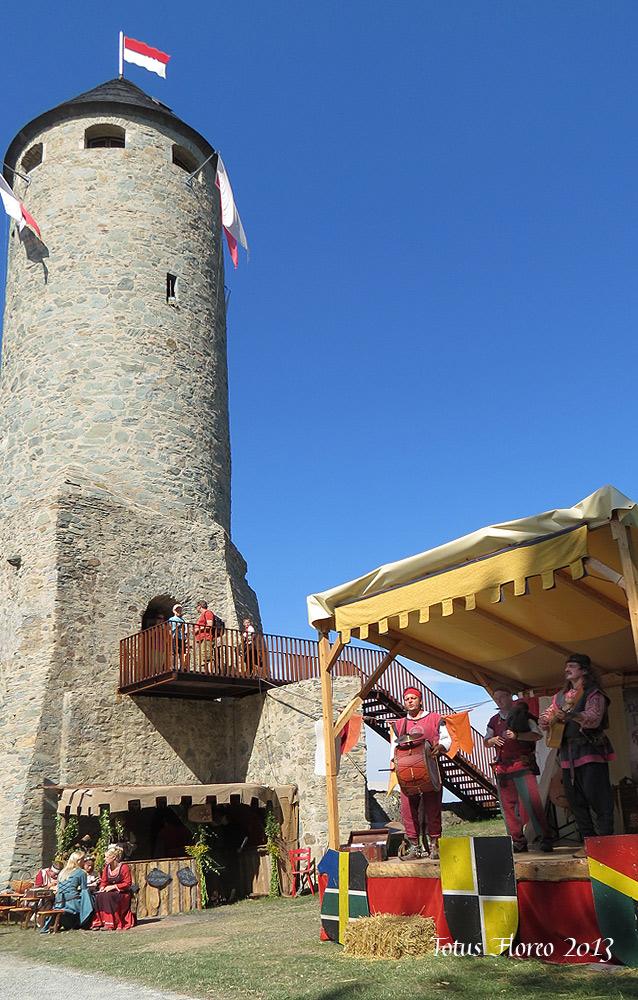 Burgfest lichtenberg 2017